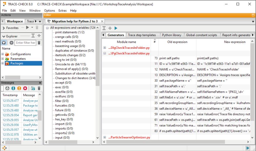 ScreenShot #1 - Python Überblick