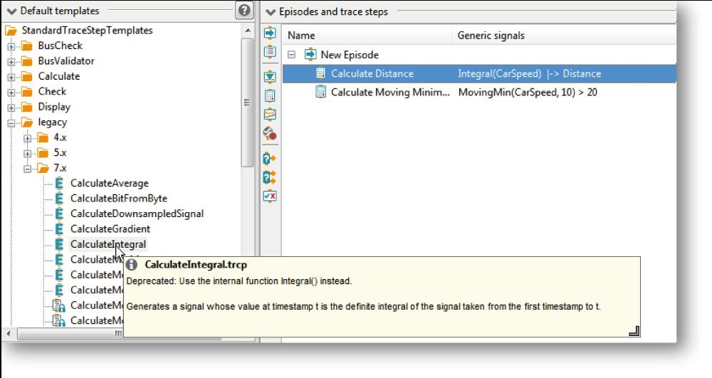 ScreenShot #5 - Standardvorlagen